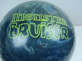 Brunswick Monster Bruiser Reactive Bowling Ball 12 lbs 10 oz  - $51.43