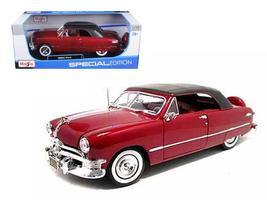 1950 Ford Soft Top 1:18 Diecast Model Car by Maisto - $55.46