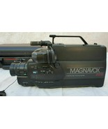 Magnavox Movie Maker VHS Video Camera w/ Charger & Case - Accessories - $49.95