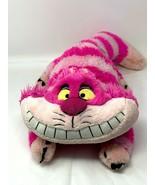 Disney Store Exclusive Plush Cheshire Cat Alice in Wonderland Stuffed An... - $18.00