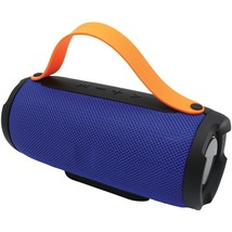 Supersonic Bluetooth Portable Speaker With Built-in Strap (blue) SSCSC23... - $52.75 CAD