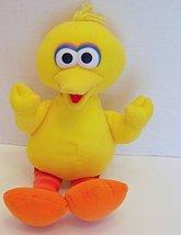 "Sesame Street 2002 Plush Big Bird 12"" Tall - $19.99"