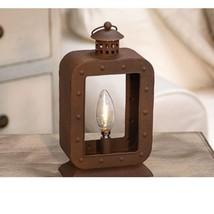 "Rustic Metal Lantern 10.5"" - $59.03"