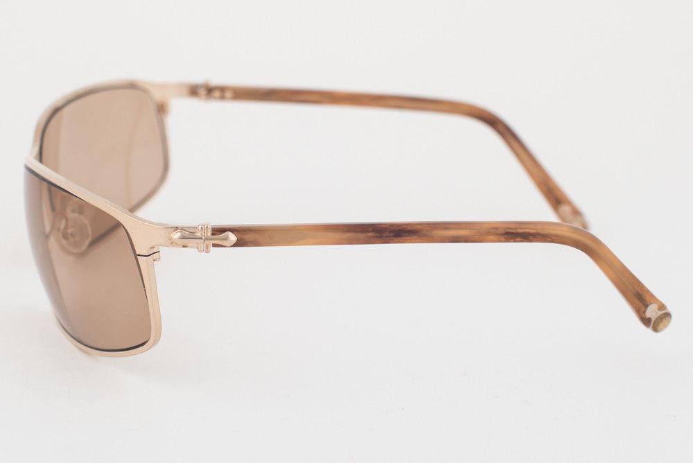 MATSUDA Gold Brown / Brown Sunglasses 10682 BCG image 3