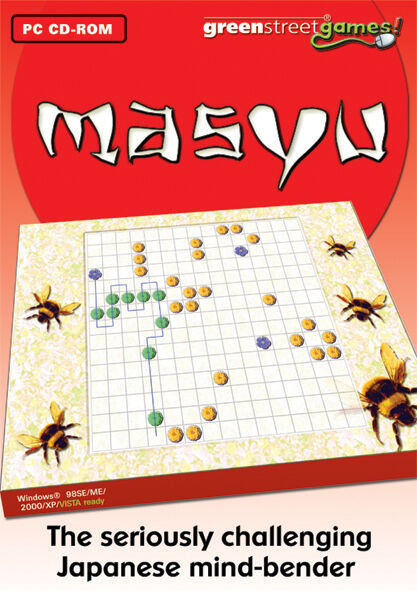 Primary image for Maysu (Bridges) an addictive Puzzle game by Greenstreet Games (PC CD-ROM)