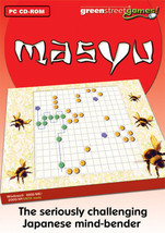 Maysu (Bridges) an addictive Puzzle game by Greenstreet Games (PC CD-ROM) - $1.95