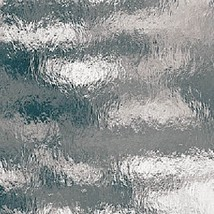 Spectrum Stained Glass-PALE GRAY ROUGH ROLLED 1808RR (FREE SHIPPING) - $19.75