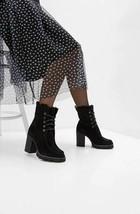 Polo Ralph Lauren Black Women's Ankle Boots, 9B, NWOB - $148.50