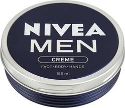 Nivea Men Creme 150 ml - $17.00
