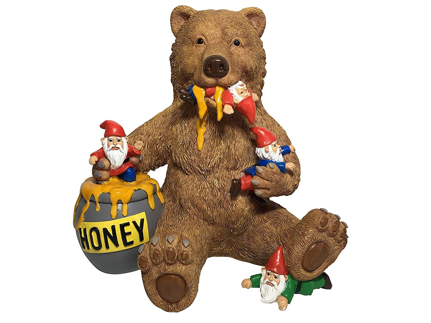 GlitZGlam Miniature Bear and Gnomes with and 12 similar items