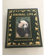 Easton Press Leatherbound : Animal Life - Charlotte Uhlenbroek Oversized... - $77.22