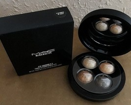 MAC Mineralize Eye Shadow x4 - A Glimmer Of Gold - $38.69