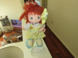 """Applause Doll , Precious Moments , """"VICKY"""" , 1989 , Congratulations , 11... - $25.00"""