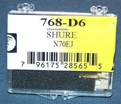 EV 3158D STYLUS NEEDLE for SHURE N70B N72B N70EJ M70B 4768-D6 768-D6 image 3