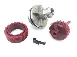 TH350 Speedometer housing 37 & 17 Tooth Gear Combinations & Clip GM BOP - $69.90