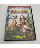 Jumanji: Welcome to the Jungle (DVD, 2018) - $4.95