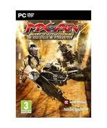 Mx vs ATV: Supercross Encore EDITION (PC DVD)  - $10.00