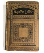 Middlemarch Arlington Edition by George Eliot 1887 A study of provincial... - $93.49