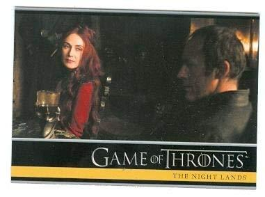 Game of Thrones trading card #06 2013 The Night Lands