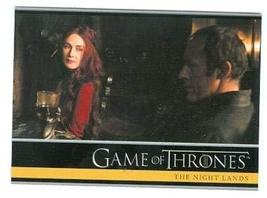 Game of Thrones trading card #06 2013 The Night Lands - $3.00