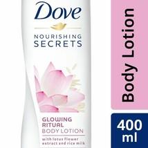 Dove Glowing Ritual Body Lotion, 400ml +2 - $26.44