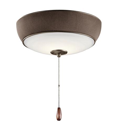Kichler 380950SNB Signature Fan Accessory 13in Satin Natural Bronze Steel - $274.95