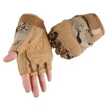 Tactical Sports Fitness Weight Lifting Gym Gloves Training Fitness bodyb... - $12.58