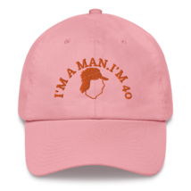 I'M A MAN! I'M 40! Hat / Mike Gundy Hat / Dad hat image 7