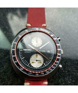 Mens Seiko Yachtman UFO 1970s 40mm Day Date Automatic Chronograph GG42RED - $1,376.10
