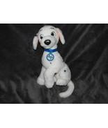 """15"""" Walt Disney Mattel 1991 Perdita Plush Stuffed Dog Animal 101 Dalmatians - $34.64"""