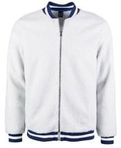 Ideology Men's Fleece Jacket (Pastel Grey, 2X Large S/S) - $46.52