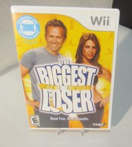 The Biggest Loser Video Game for Nintendo Wii System, Original 2009 Version - $5.93