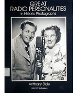Great Radio Personalities in Historic Photographs [Jul 01, 1982] Slide, ... - $4.93