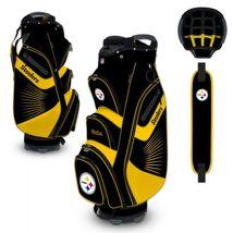 Pittsburgh Steelers Golf Cart Bag - £163.96 GBP
