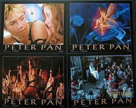 PETER PAN (ORIGINAL 2003 FANTASY MOVIE) RARE MOVIE LOBBY CARD SET - $173.25