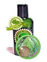 Hemp Seed Oil - 2oz - Virgin, Cold-pressed - Omega 3, Omega 6, antioxida... - $18.61