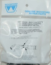 Woodford Freezeless Backflow Preventer Wall Hydrant Chrome 67P-12 image 2
