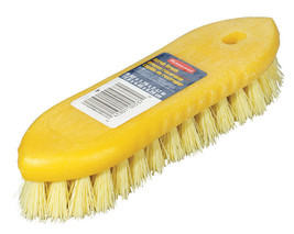 Rubbermaid  9 in. L Scrub Brush  For Household - $10.98