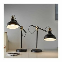IKEA RANARP Work lamp, Black (Adjustable) - $59.39