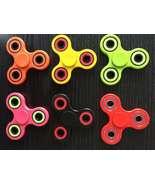 Color Full Fidget Spinner Adult Tri Spinner ADHD Hand Spinner Stress Toy... - $0.00
