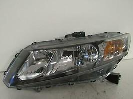 2013 2014 2015 Honda Civic Passenger Rh Halogen Headlight Oem C52L - $97.00