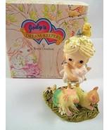 Royal Doulton Jody Bergsma Figurine Happiness is Made to Share Dream Kee... - $29.69