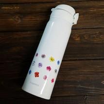 Starbucks FRAGMENT Flower Stainless Bottle Hiroshi Fujiwara 500ml JAPAN ... - $79.96