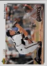 1992 Upper Deck Baseball Card, #173, Steve Decker, San Francisco Giants - $0.99