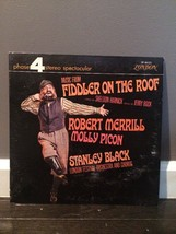 Stanley Black, The London Festival Orchestra ‎–Music From Fiddler On The... - $16.82