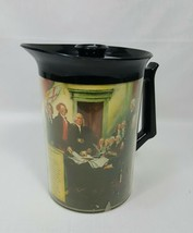 Thermo-Serv West Bend Pitcher Declaration of Independence USA 60 oz  Ins... - $16.60