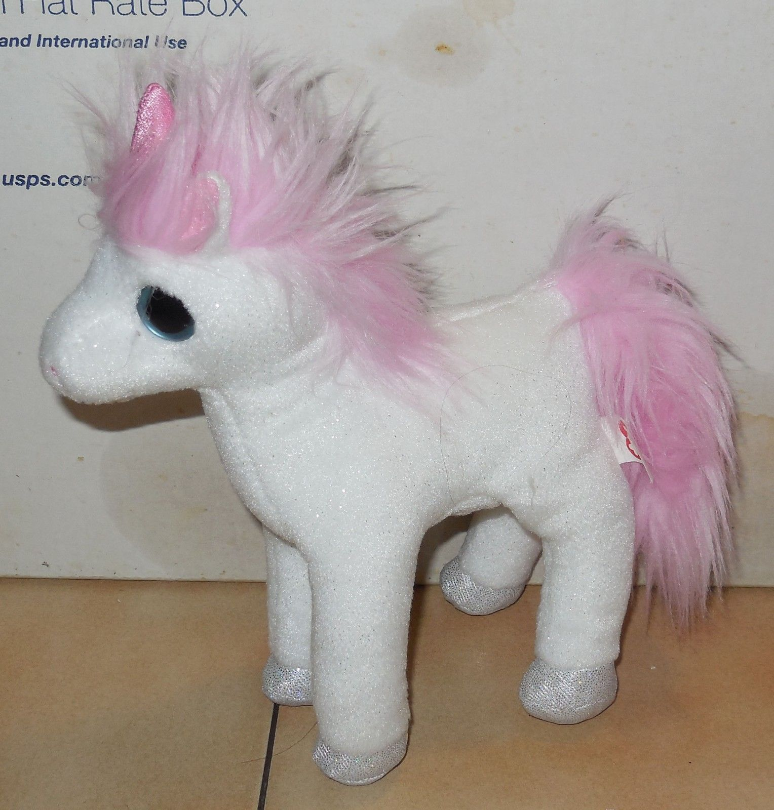 855b2503e7b 21 Beanie Babies That Are Now Worth An Absolute Fortune ... Mystic the  Unicorn.