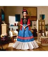 Frida Kahlo Barbie Doll from the Inspiring Women Series by Mattel - retired - $126.09