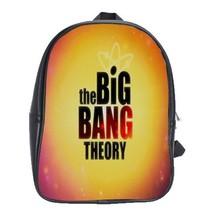 Backpack School Bag The Big Bang Theory Bazinga The Magic Word Animation Game Fa - $33.00