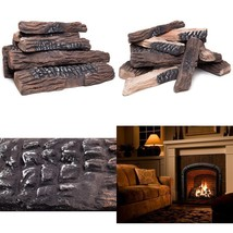 Regal Flame Gas Fireplace Logs Log Set Natural Vented Vent Free 24 Propa... - $108.69